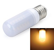 Marsing E26/E27 8W 48 SMD 5730 700-800 LM Warm White LED Corn Lights AC 220-240 V