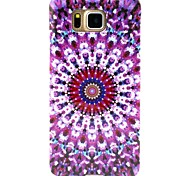 Ball of the Sun Pattern TPU Soft Cover for Galaxy Alpha G850