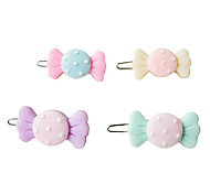 Lovely Candy Pattern Hair Accessories for Pets Dogs