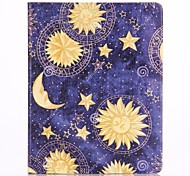 The Sun Pattern PU Leather Full Body Case for iPad Air