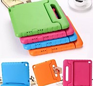 Solid Color Portable Protective Hard Case with Stand for iPad Air 2/iPad 6(Assorted Colors)