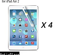 [4-Pack] High Quality Premium Anti-Glare Screen Protector for iPad air 2