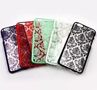 Glück muster pc soft cover für iphone 6 (farblich sortiert)