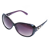 Sunglasses Men / Women / Unisex's Classic / Retro/Vintage / Sports / Fashion Oversized Purple Sunglasses / Sports Full-Rim