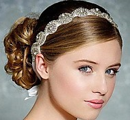 Retro  Diamond Bride Headpieces