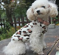 Cute Leopard Print Pattern Vest for Pet Dogs(Assorted Sizes)