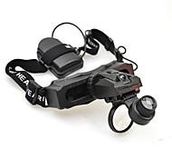 9892D Headset Watch Repair Magnifier Tool  LED White Light - Black
