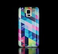 Aztec Pattern Glow in the Dark Hard Case for Samsung Galaxy S5