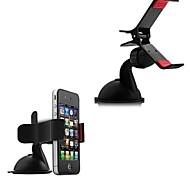 360 Grad drehbaren Auto-Windschutzscheiben Saugerhalterung Halter für iPhone und andere (3pcs)