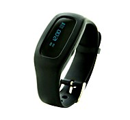 Wireless Bluetooth Smart Bracelet with Pedometer /Calorie Function/Call Reminder/Anti-lost alarm /Sleep tracker etc