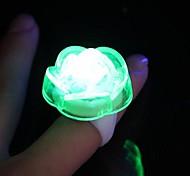 deslumbrar cor anel de dedos de luz luz colorida luz da noite levou
