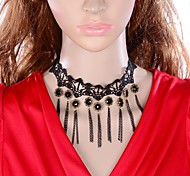 Ms Ruby Necklace Fashion Exquisite Lace