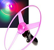 The Three Lamp Luminous Flying Disc(Colors Random)