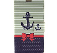 Bow And Rivet Pattern PU Leather Case with Stand Card for Samsung Galaxy Note3 N9000
