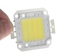 Zweihnder 30W 2800LM 27V-42V 5500-6000K White Light Epistar Integrated COB (12-42V)