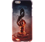 Music in Fire Design Hard Case for iPhone 6 Plus