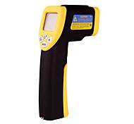 -50 ~ 380 ℃ ± 1% sem contato temperatura termômetro infravermelho ir industrial arma medição i212 yinaite