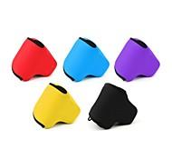 neoprene dengpin® câmera de transporte flexível caso protetor saco bolsa para canon powershot SX60 HS (cores sortidas)