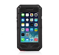 Beboncool Aluminum Waterproof Shockproof Gorilla Glass Case for iPhone 6s 6 Plus