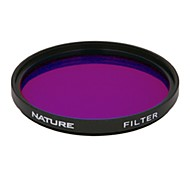 natureza 86 milímetros filtro pancromática roxo