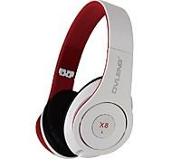 luphie® x8 fone de ouvido com auriculares modelo comum para todos