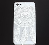 Folk Style  Painting Pattern  Hard Back Cover Case for iPhone 5/5S