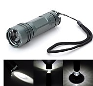 LED Flashlights/Torch / Handheld Flashlights/Torch LED 3 Mode 200-300 LumensAdjustable Focus / Waterproof / Rechargeable / Impact