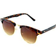 100% UV400 Browline Plastic Classic Sunglasses