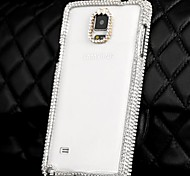 LUXURY Diamonds Crystal Back Cover Case for SAMSUNG Galaxy NOTE 4