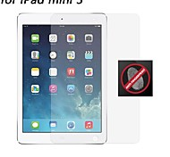 hd anti-huella digital protector de pantalla resistente para el mini iPad 3