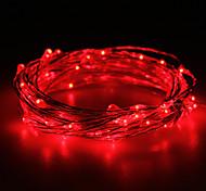 impermeable 10w 100x0603smd cobre suave luz roja (DC 12V / 1000cm)
