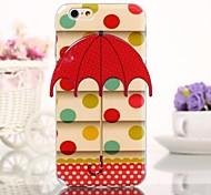 Elegant Design  Pattern  TPU Soft Cover for iPhone6