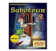 saboteador juego 1 + 2 tarjeta