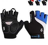 WEST BIKING® GEL Shockproof Sports Mountain Bike Mittens Summer Breathable Cycling Bicycle Fingerless Gloves