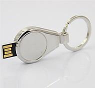 32GB Aluminum Alloy  Keychain USB 2.0 Flash Drive Pen Drive