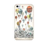Toy Balloon Pattern Back Case for iPhone 4/4S