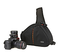 Canbale S2 Single-Shoulder Nylon Camera Bag with Rain Cover