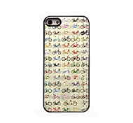 Bike Design Aluminium Hard Case for iPhone 4/4S