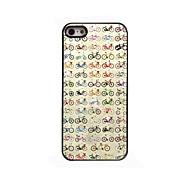 Bike Design Aluminium-Hülle für das iPhone 4 / 4s