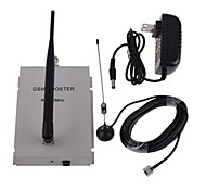 Mini GSM 900MHz Mobile Phone Signal Repeater Booster Amplifier with Antenna US