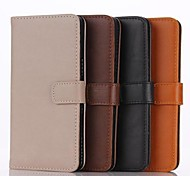 6 Inch Luxury Pattern Wallet Leather Case for Nokia Lumia 1520 (Assorted Colors)