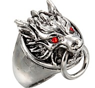 Fashion Dragon Titanium Steel Ring