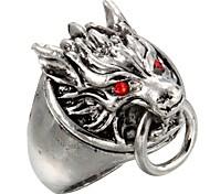 Fashion Dragon Titanium Steel Ring