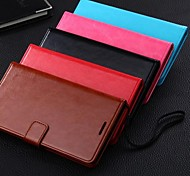 Dengpin PU Leather Wallet Style Flip Stand Mobile Phone Case Cover for Samsung Galaxy Note 3 III N9000(Assorted Colors)
