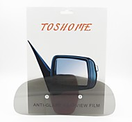 TOSHOME Anti-glare Film for Outside Rearview Mirrors for AUDI S5 2010-20140