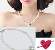 moda collana di perle # 44-1