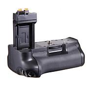 empuñadura con batería vertical de ny-1f para canon eos 550d / 600d / 650d / 700d Rebel T2i bg-e8