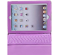 Bluetooth 3.0 Keyboard PU Leather Case for iPad 2/3/4