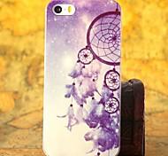 горячая красивая перезвон ветра Pattern жесткого чехол для iPhone 4 / 4s