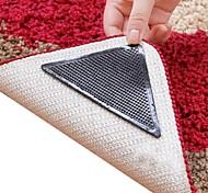 8 штук удивительные Многоразовый моющийся треугольник не скольжению занос ковер захваты ковровое покрытие наклейки